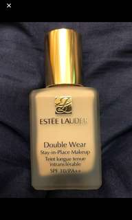 Estee Lauder Double Wear 持久防曬粉底