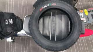 DYU Fat 12'' Tires by CST