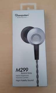 Langsdom earphone
