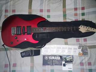YAMAHA EG112GPII GIGMAKER ELECTRIC GUITAR PACKAGE
