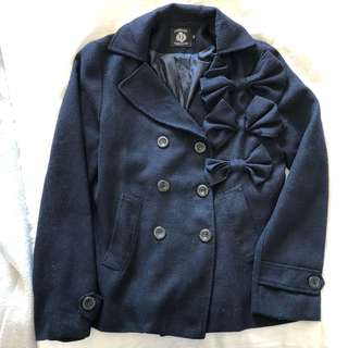 Friends of Couture Navy jacket / coat