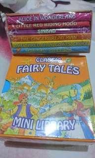Minibook fairy tales import