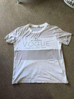 Vogue mesh shirt