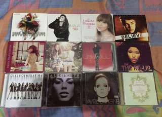 Any CDs Collection Sale For Only PHP100