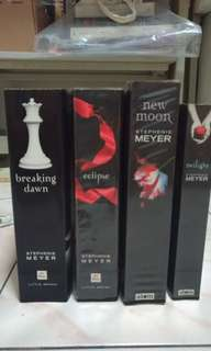 Twilight saga (set)