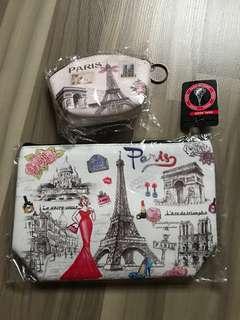Pouch & purse fm Paris