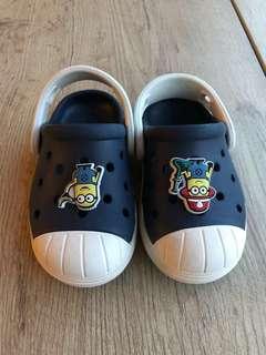 Kids Crocs Bump It Clog / Shoes C6 (Not Old Soles / Stride Rite / Havianas / Livie Luca / Tip Toey Joey / Converse / Pediped / Salt water sandals / Adidas )