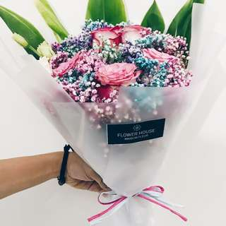 6s Rose bouquet