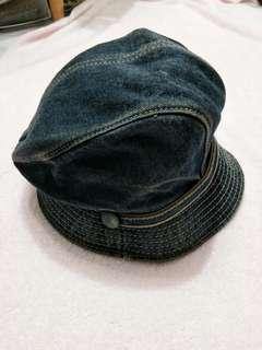 🚚 丹寧帽子