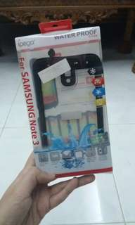 Water proof case Samsung Note 3