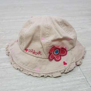OSHKOSH 女童漁夫帽/ 遮陽帽-52號