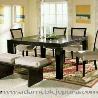 Meja/kursi makan