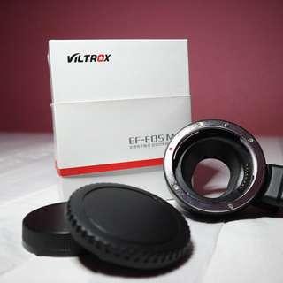Adapter Lensa EOS M
