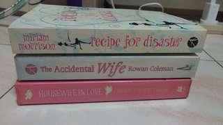 Assorted books! (refer to description for details)