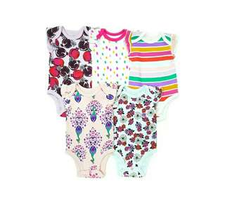 Rosie Baby 5 in 1 GIRLISH Romper (Set in Hanger)