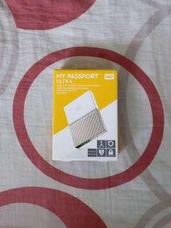 WD Passport Ultra Hard Drive