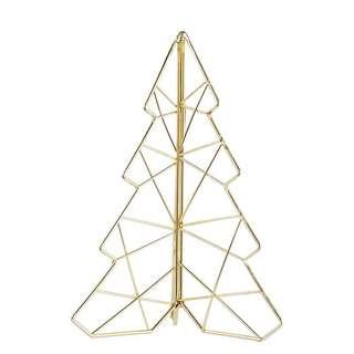 Gold Brass Tree Decor for Earrings Holder etc