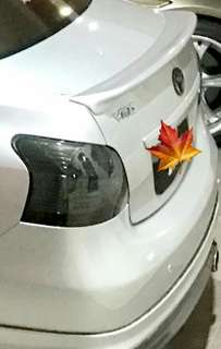 Rear lamp vios smoke