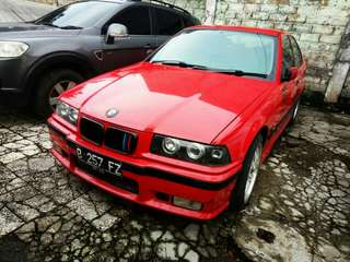 Bmw 320i AT limited edition 1995