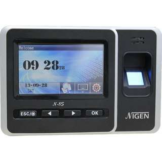 NIGEN N-8S Fingerprint Time Attendance