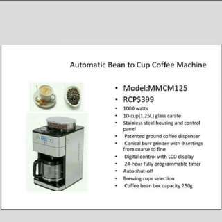 Automatic Coffee Maker plus Grinder