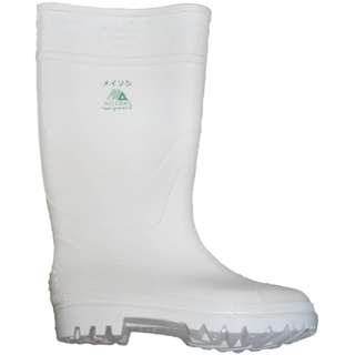 Meisons rubber boots rain boots no steel toe WHITE COLOR