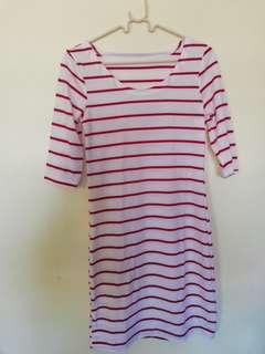 💮 Stripes- dress