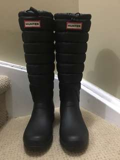 Hunter Boot (Original Quilted)