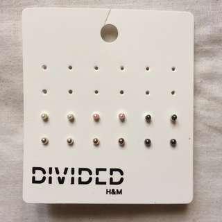H&M Earrings Stud #letgo4raya