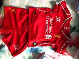 Liverpool Jersey 12 months