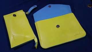 Wallet n sling bag