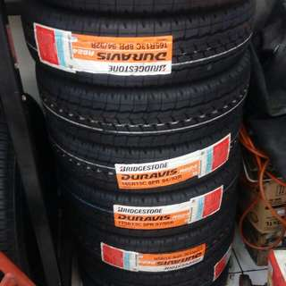 Cicilan Ban Mobil Bridgestone