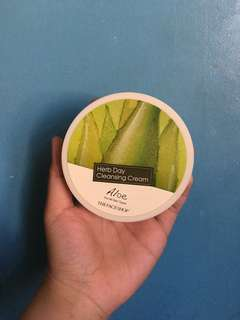 The Faceshop Herbday Cleansing Cream