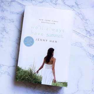 We'll Always Have Summer | The Summer I Turned Pretty Book 3