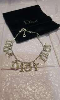 Dior閃石手鏈