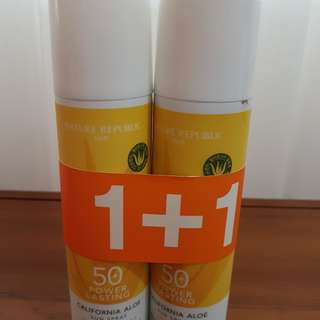 Nature Republic Sun Spray SPF50