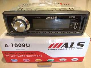Car USB MP3,SD,Radio Player