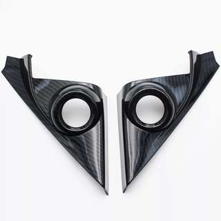 HONDA CIVIC FC TWEETER CARBON COVER