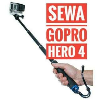 SEWA GOPRO HERO 4