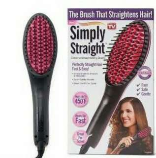 Straigther Comb/brush