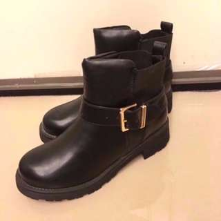 全新中統靴