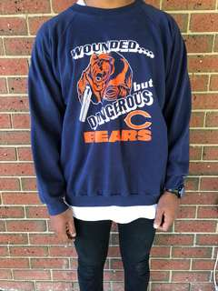 Vintage Chicago Bears Crewneck