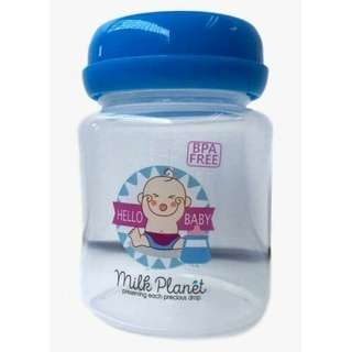MILK PLANET BREASTMILK STORAGE BOTTLE WIDE NECK 5OZ