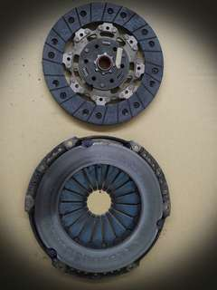 Alfa Romeo 159 / Brera 2.2JTS Clutch Kit, Used