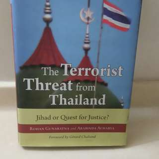 The Terrorist Thread from Thailand