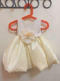 Rustans Baby Dress