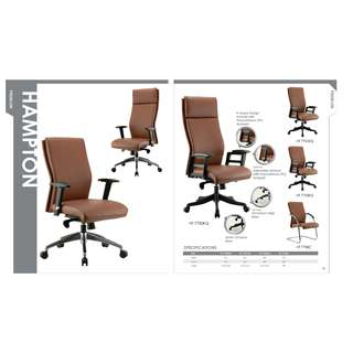 Office Chair (HAMPTON)