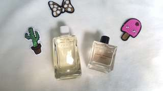 Zara bundle perfume