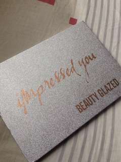 Authentic beauty glazed impressed you palette