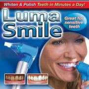 Luma Smile Perfect Home Tooth Whitening and Polisher